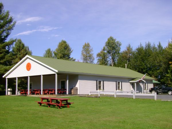 Barre Fish and Game - Clubhouse